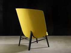 Upholstered high-back armchair CLEO Cleo Collection by ROSSIN | design Archirivolto