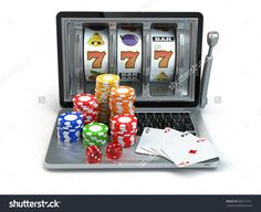http://www.shutterstock.com/pic-386715751/stock-photo-casino-online-concept-gambling-laptop-slot-machine-with-dice-and-cards-3d.html?src=-Iq92BLhoGX5TxKTDsa8qQ-2-71