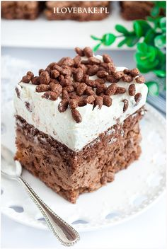 Food Cakes, Tiramisu, Cake Recipes, Food And Drink, Sweets, Diet, Chocolate, Baking, Ethnic Recipes