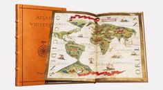 M. Moleiro Editor, Rare books, first edition. Atlas Universal (16th C. by Diogo Homem) National Library of Russia, St Petersburg. Sixteenth-century, Portuguese navigation charts were highly appreciated not only because of the new elements related to celestial navigation (elements that the Portuguese were incorporating into portulan-type hydrographic charts) but also because of the extraordinarily wide geographical areas covered.