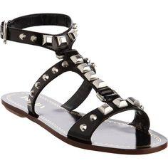 2f971b4bcabc Image Name  com prada studded t strap gladiator sandal sandals barneys com  prada .
