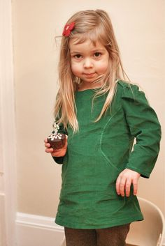 Sunki pocket dress/tunic.