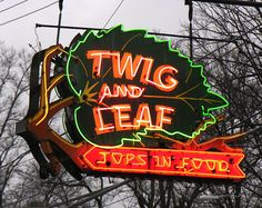 Twig and Leaf, Louisville, KY
