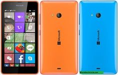 Microsoft has come up with another smartphone Microsoft Lumia 540 Dual SIM Review, Specifications, Rating check out Microsoft Lumia 540 Dual SIM Specs, Features