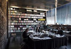 Ufficio Moderno Xela : Office tour: inside foster partners headquarters interior