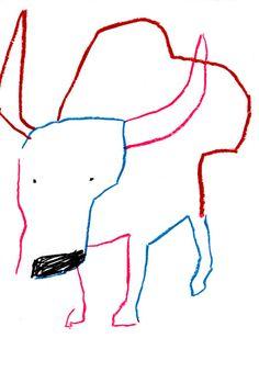 クレヨン Illustration Techniques, Illustration Art, Red Packet, Elements And Principles, Animal Drawings, Illustrators, Pattern Design, Abstract Art, Graphic Design Print