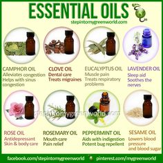 ☛ Do YOU know how good essential oils are for you?  FOR A HOMEMADE LAVENDER BODY OIL RECIPE:  http://www.stepintomygreenworld.com/healthyliving/beautytips/diy-lavender-body-oil/  ✒ Share   Like   Re-pin   Comment