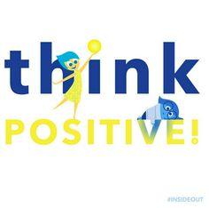 Positive as always #joy #sadness #insideout