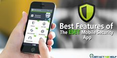 Best Features of the ESET Mobile Security App