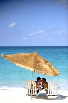 A romantic beach getaway in Nassau Paradise Island, The Bahamas