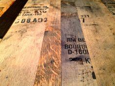 Bourbon Barrel Wood Hardwood Floors