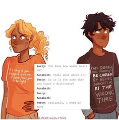 I love their shirts