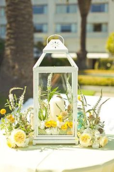 REVEL: Lemon Yellow Wedding Inspiration