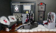 Living room for dollhouse