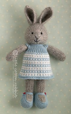 Sylvie by LCRknitted on Etsy