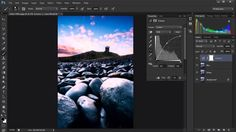 Photoshop tutorial - How to use blur to enhance detail