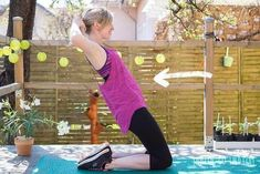 beckenbodengymnastik beckenboden trainieren