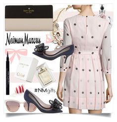 """My Neiman Marcus Holiday Wishlist Contest Entry"" by nantucketteabook ❤ liked on Polyvore featuring Valentino, Chloé, Lulu Frost, Kate Spade, Givenchy and Neiman Marcus"