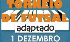 Futsal Adaptado em Ponte de Sor
