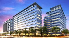Sunroad Centrum is one of two new office towers in San Diego's 40-acre Centrum Place. At 11 floors, the elegant, glass-clad building provides...