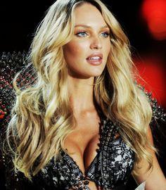 Victoria's Secret Hair & Makeup. Always a good time.