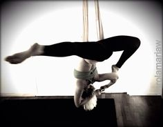 ❤️ #ariel #yoga #arielyoga #yogapose  #natarajasana #dancer #dancerpose