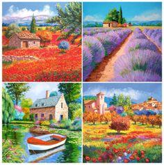 jean marc janiaczyk art painting | ... self taught painter jean marc janiaczyk brings his canvases to life
