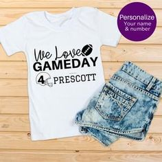 Cute Outfits For Kids, Cute Kids, Kids Shirts, Cool Shirts, Cute Baby Gifts, Heather White, Purple, Tees, T Shirt