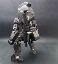 3D Print Model - Bazaj
