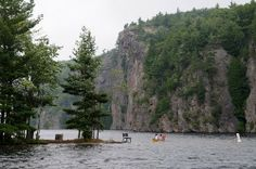 Bon Echo Provincial Park Ontario Provincial Parks, The Great Outdoors, Places Ive Been, Beautiful Places, Places To Visit, Wedding Inspiration, Canada, Camping, Travel