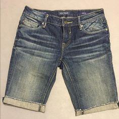 Vigoss shorts size 26 SALE! Excellent condition, vigoss shorts bought at Nordstrom BP department. Size 26. Vigoss Shorts Jean Shorts