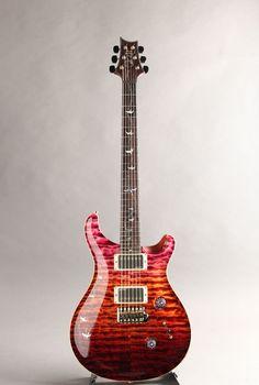 PRS[Paul Reed Smith ポールリードスミス] Golden Eagle Limited Private Stock Brazilian #5779 Custom24 Brazilian Rosewood Neck Zombie Heart|詳細写真