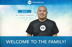 Welcome to the team!  See more current job opportunities at careers.staffvirtual.com you may also send your application through facebook messenger http://ift.tt/2g1iL3F  #SV #SVNewHires #StaffVirtual #StaffVirtualCareers #BPO #Outsourcing