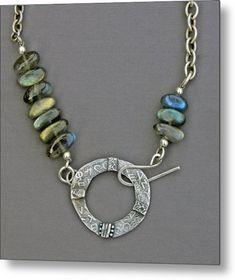 Silver Bracelet For Baby Metal Clay Jewelry, Metal Necklaces, Jewelry Art, Jewelry Necklaces, Jewelry Design, Jewelry Ideas, Copper Necklace, Beach Jewelry, Tribal Jewelry