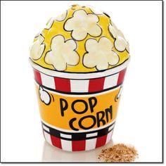 popcorn shaped seasoning shakers | popcorn seasoning shaker an oversized salt and seasoning shaker shaped ...