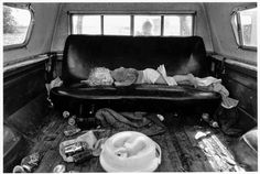 Larry Towell (b.1953) is a Canadian photographer, Magnum Agency