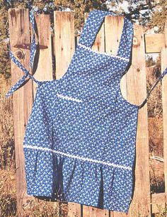 My grandma wore this kind of apron