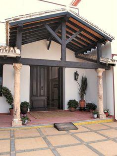 24 Πέργκολες που θα σε κάνουν να μην ξαναμπείς σπίτι! Porches, Villa, Outdoor Structures, Patio, Doors, Architecture, House, Appointments, Ph