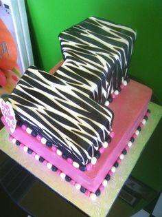 Zebra 1st birthday