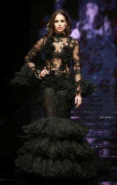 Os invito a visitar la mejor feria de diseño de moda flamenca