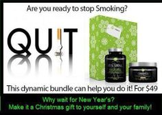 Lets get you kick started on your #NewYears #Resolution now!!!! These are AMAZING for helping you quit!!   Contact me! www.fb.com/nikkiwrapsyouskinny  931.310.9926