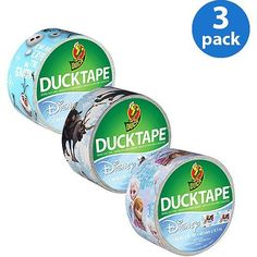 Duck Brand Disney Frozen Duct Tape Value Bundle Color Frozen Set Model 283420 -- Continue to the product at the image link.