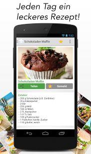 Rezept des Tages Kochen – Miniaturansicht des Screenshots