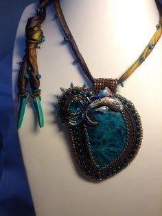 One of Kind Art piece  Made one bead at time Etsy Et