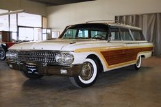 1961 Ford Country Square Wagon