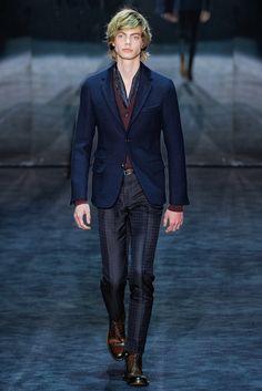 Gucci | Fall 2012 Menswear Collection | Justus Eisfeld