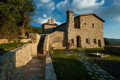 Hotel Eremito - rest in the monastery