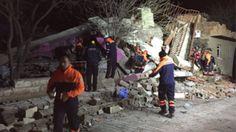 view point: Turkey police HQ 'hit by bomb blast'