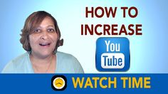 Watch time is one of the most important SEO metrics for your YouTube videos. Learn how to use meta tags to help increase watch time on YouTube.
