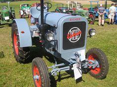 Eicher Traktor von Rudolph Brenner